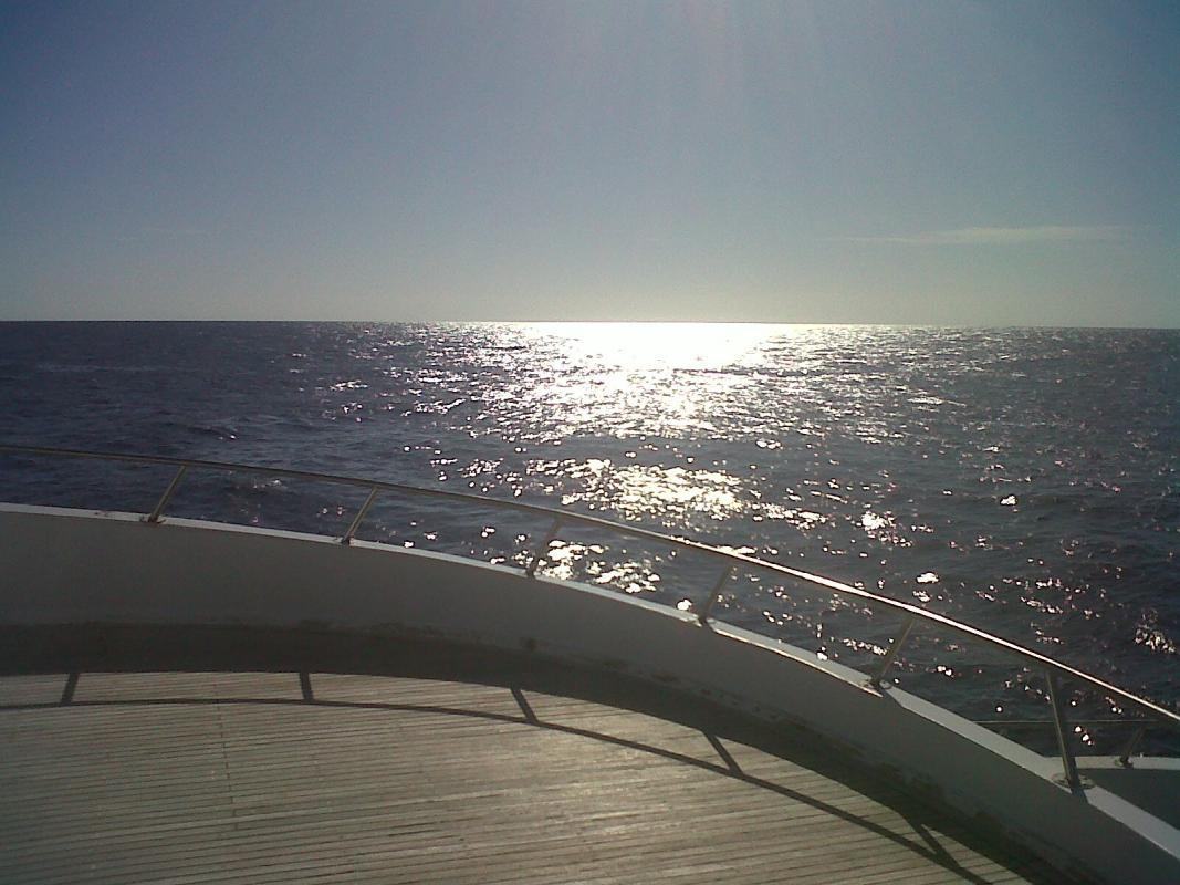plonger mer rouge