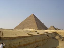 Egypte visite des pyramides