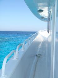 bateau de plongée safaga egypte